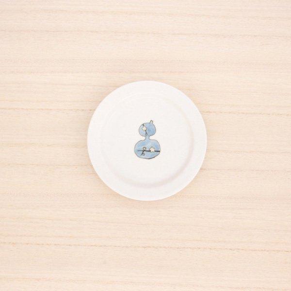 砥部焼・すこし屋 − 豆皿 ひょうたん
