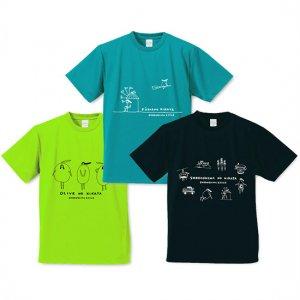 Tシャツ(小豆島のKIKATAシリーズ)