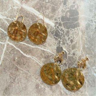 【麻と木と・・・】<br>真鍮無垢<br>たたきスタイル