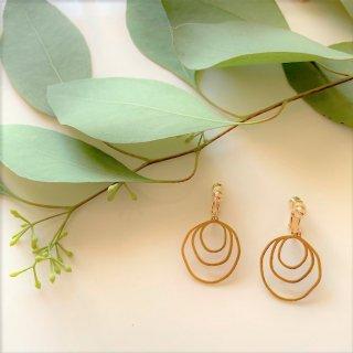 【麻と木と・・・】<br>真鍮無垢<br>デザイン〇