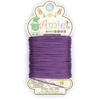 あみいと 紫 (Amiet 18)