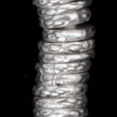 カレン族タイニィシルバースペーサーパーツ1