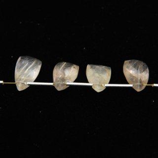 ルチルクオーツファセッテドピラミッド18-8-6mm