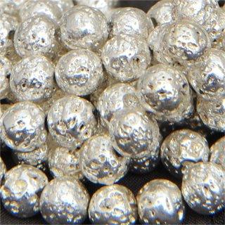 ホワイトゴールドコートラヴァラウンド約6-6-6mm