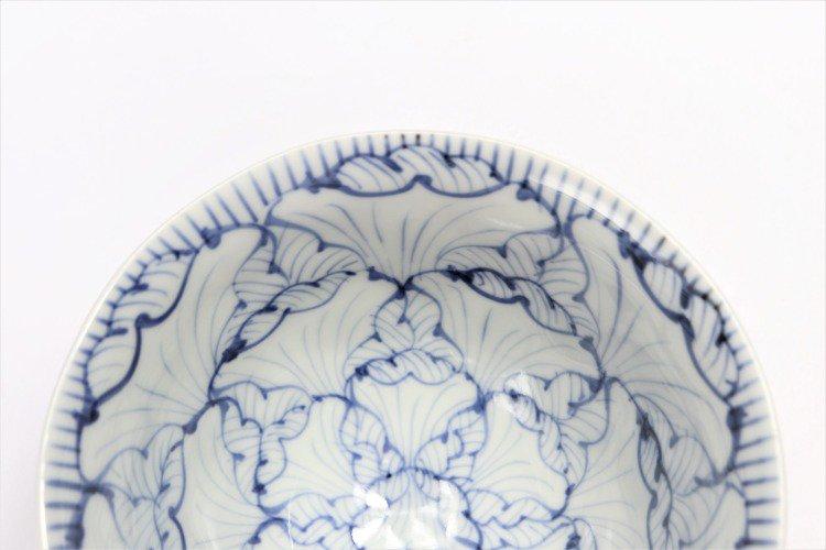 ☆そうた窯 染付花弁紋 ASA飯碗 画像サブ4