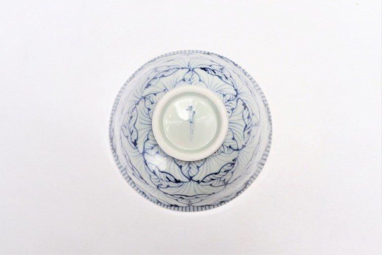 ☆そうた窯 染付花弁紋 ASA飯碗 画像サブ5