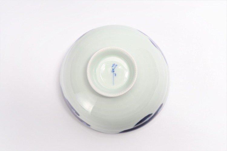 ☆そうた窯 染付龍雲(手) 茶付(大) 画像サブ7
