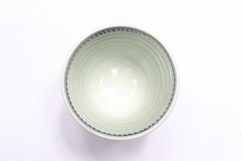 そうた窯 染付蛸唐草(手) 大湯呑 画像サブ2