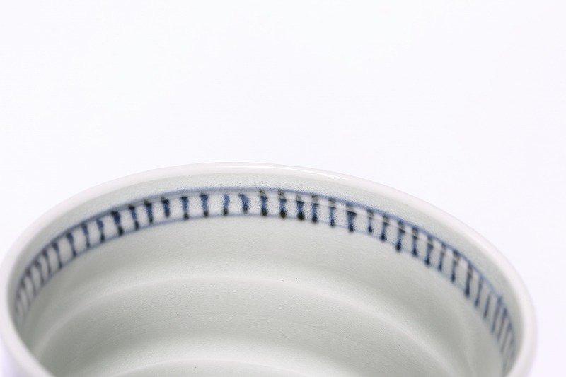 そうた窯 染付蛸唐草(手) 大湯呑 画像サブ3