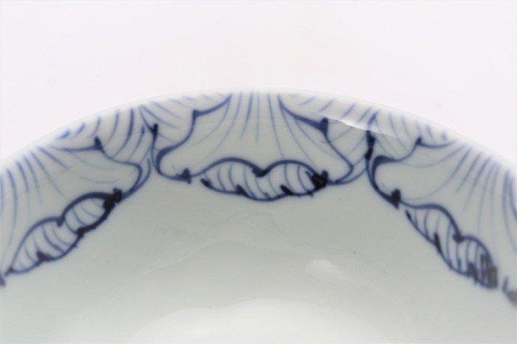 そうた窯 染付花弁紋 スープカップ(青) 画像サブ6