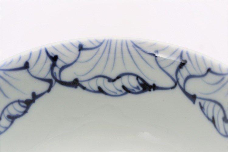 そうた窯 染付花弁紋 スープカップ(赤) 画像サブ6