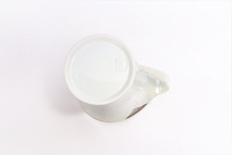 ☆楽々シリーズ ラスターシルバー 流転マグカップ (化粧箱入り) 画像サブ8