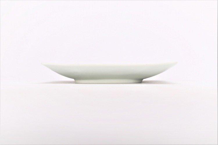 ☆そうた窯 染付和市松 正角皿 画像サブ1