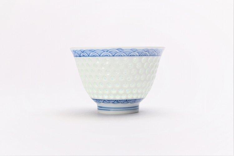 水晶青海波 茶器セット 画像サブ2