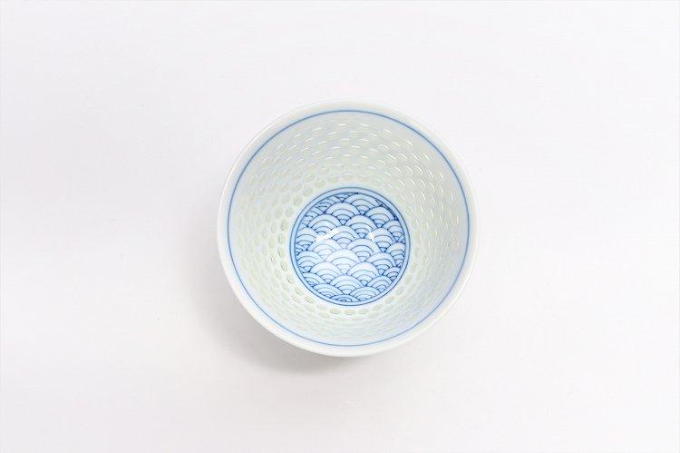 水晶青海波 茶器セット 画像サブ5