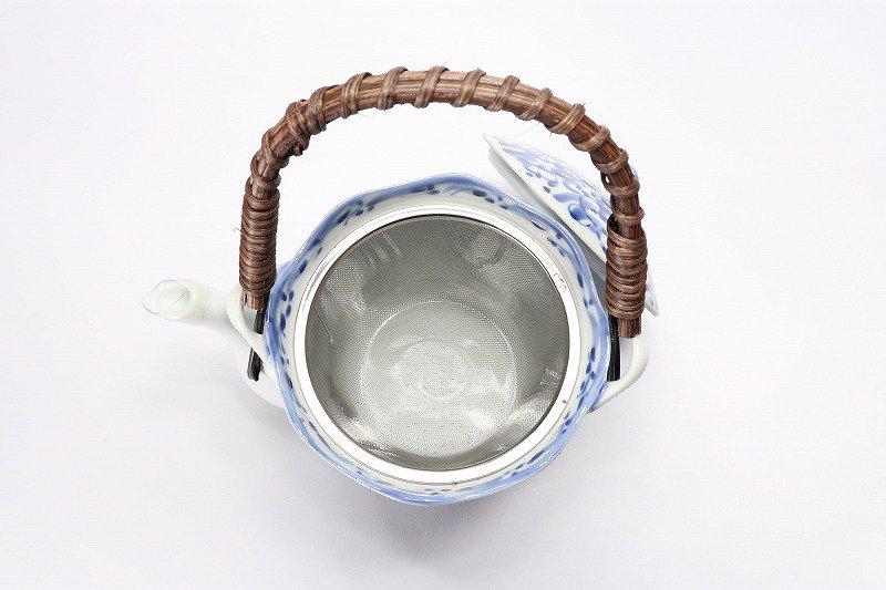 淡彩唐草 茶器セット 画像サブ4