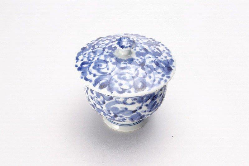 淡彩唐草 茶器セット 画像サブ5