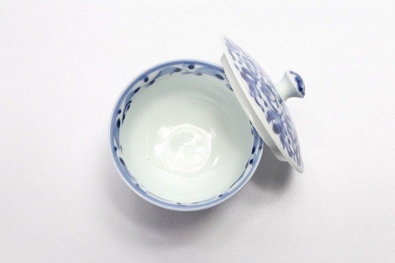 淡彩唐草 茶器セット 画像サブ8