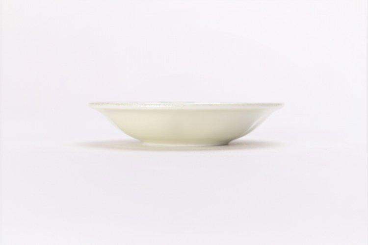 田清窯 黄柞灰虹彩桜 茶器セット 画像サブ10