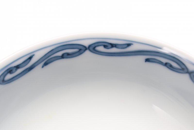 亮秀窯古代山水 組飯碗 画像サブ12