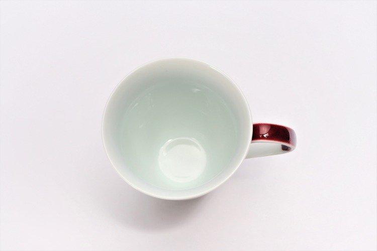 ☆真右ェ門窯 シルクロード マグカップ(木箱付) 画像サブ5