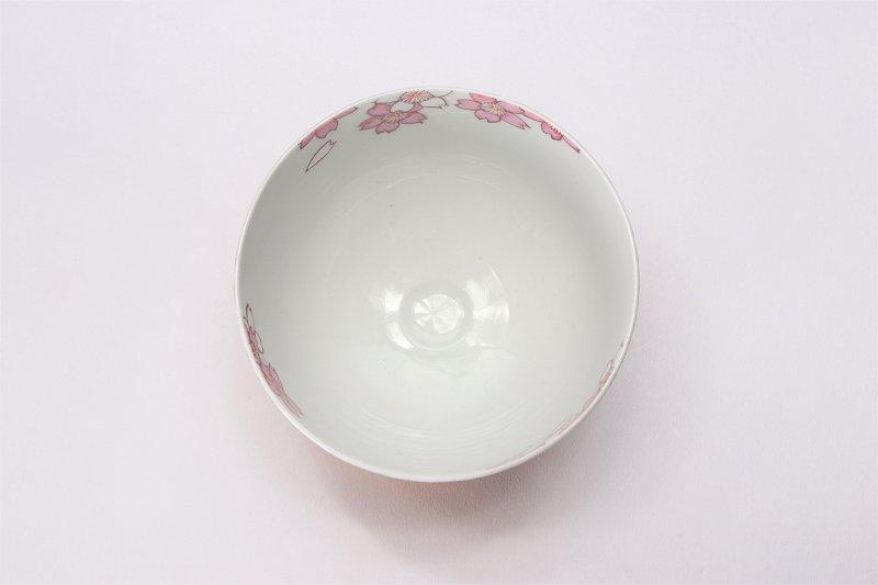 金龍窯 金彩桜 抹茶碗(木箱付) 画像サブ3