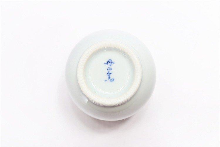 誕生花シリーズ 赤椿 茶碗・湯呑セット (1月誕生花)(化粧箱入り) 画像サブ12