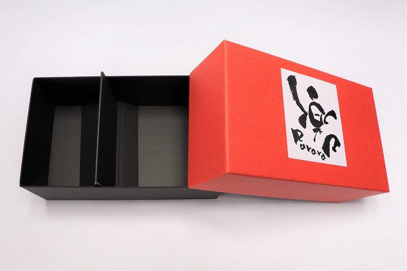 誕生花シリーズ 赤椿 茶碗・湯呑セット (1月誕生花)(化粧箱入り) 画像サブ14