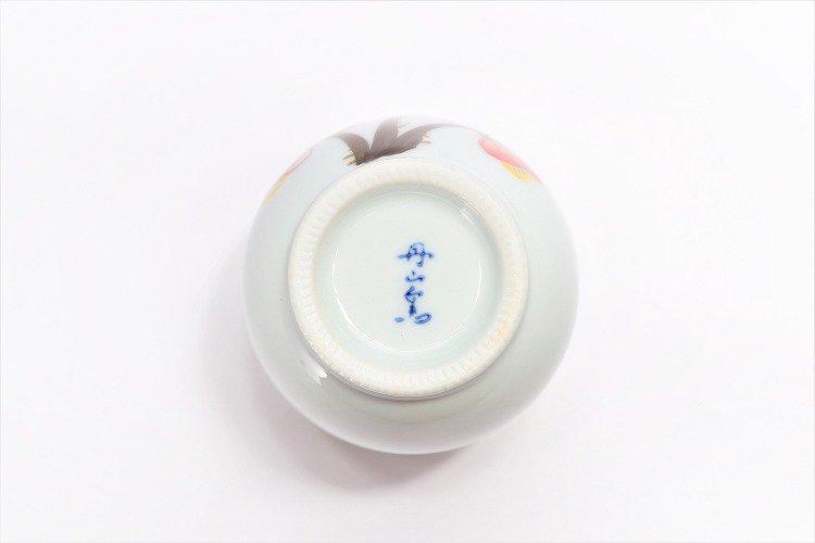 誕生花シリーズ 紅白梅 茶碗・湯呑セット (2月誕生花)(化粧箱入り) 画像サブ11