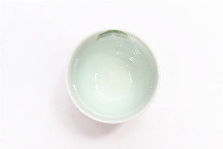 誕生花シリーズ 山吹 茶碗・湯呑セット (3月誕生花)(化粧箱入り) 画像サブ10