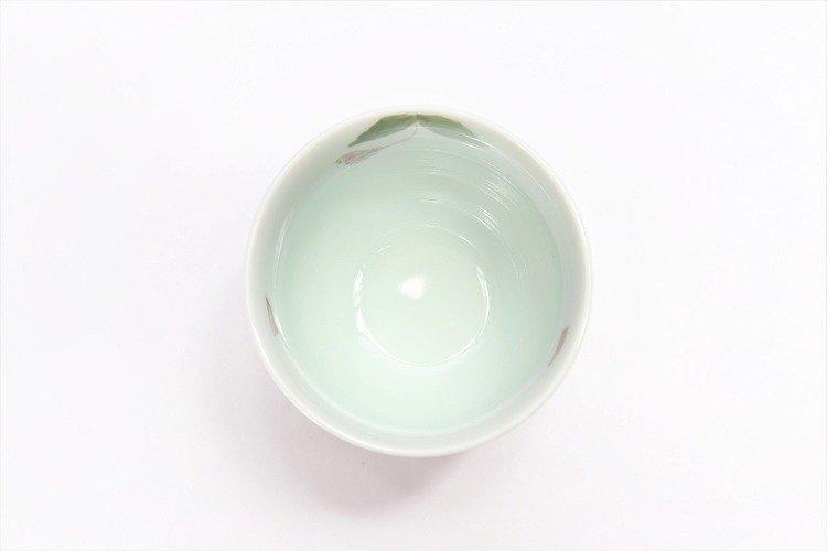 〇誕生花シリーズ 桜 茶碗・湯呑セット (4月誕生花)(化粧箱入り) 画像サブ10