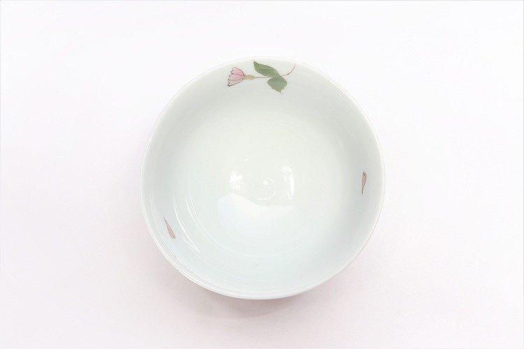 〇誕生花シリーズ 桜 茶碗・湯呑セット (4月誕生花)(化粧箱入り) 画像サブ4