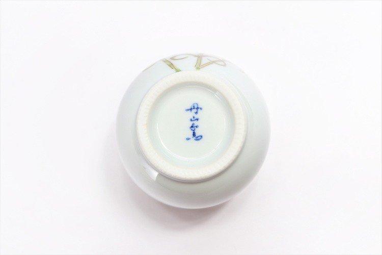 誕生花シリーズ カーネーション 茶碗・湯呑セット (5月誕生花)(化粧箱入り) 画像サブ11