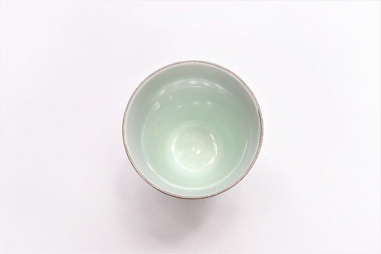 楽々シリーズ 金・プラチナ牡丹 ペアフリーカップ (化粧箱入り) 画像サブ4