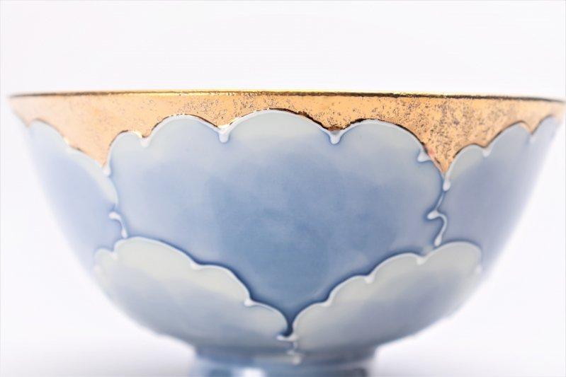 楽々シリーズ 金牡丹 茶碗・フリーカップセット (化粧箱入り) 画像サブ3