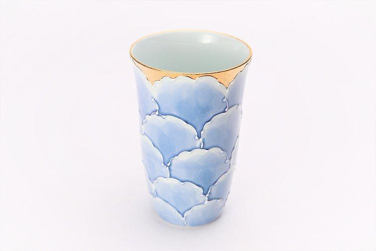 楽々シリーズ 金牡丹 フリーカップ (化粧箱入り) 画像メイン