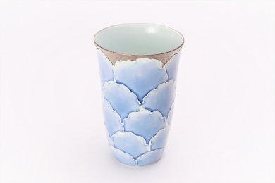 ☆楽々シリーズ プラチナ牡丹 フリーカップ (化粧箱入り)