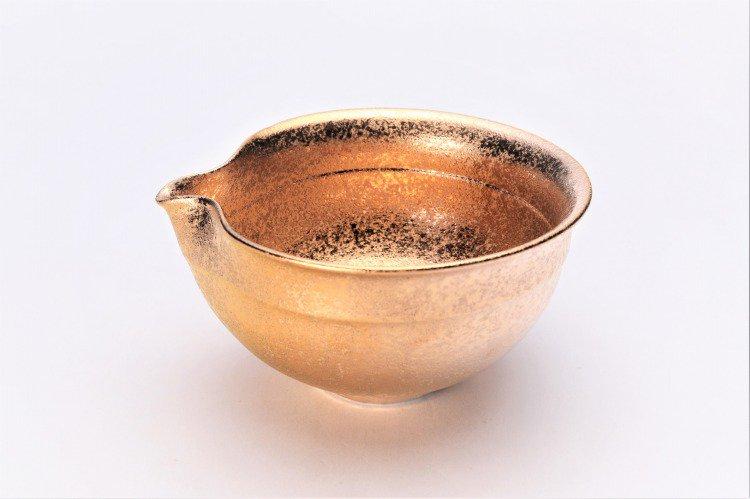 GOLDシリーズ 片口鉢 (化粧箱入り) 画像メイン