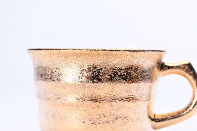 GOLDシリーズ 千段コーヒー碗C/S (化粧箱入り) 画像サブ3