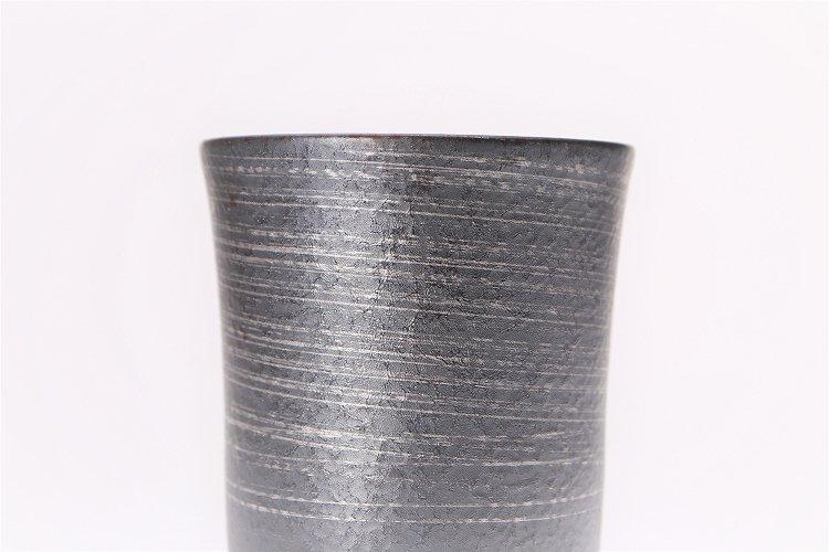 楽々シリーズ 晶銀かすり フリーカップ (化粧箱入り) 画像サブ2