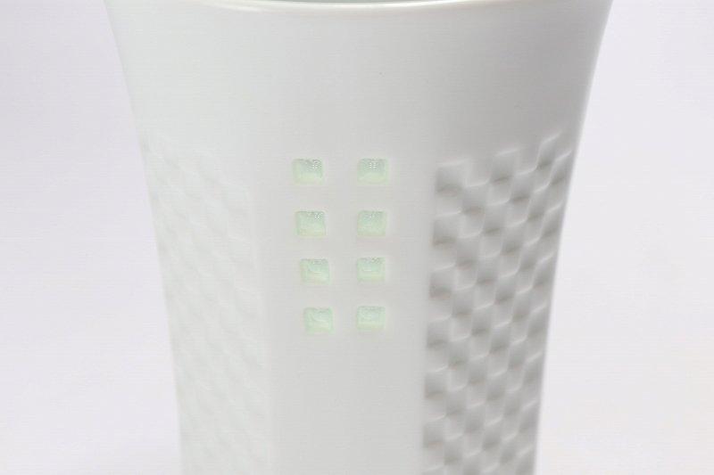 丹心窯 水晶スクエア フリーカップ 在庫9個 画像サブ2