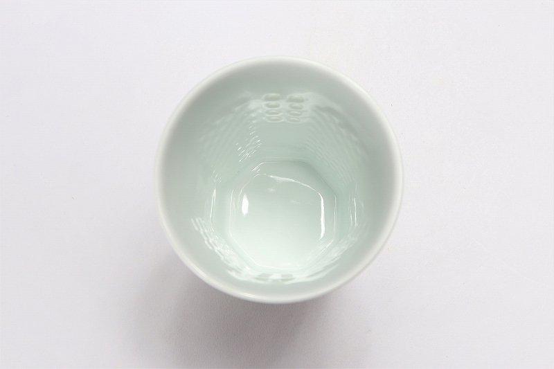 丹心窯 水晶スクエア フリーカップ 在庫9個 画像サブ3