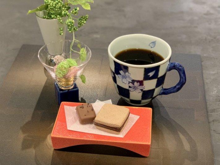 ☆そうた窯 染付市松桜 マグカップ 画像サブ9