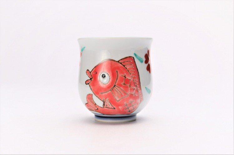 徳七窯 桜鯛 組湯呑 画像サブ12