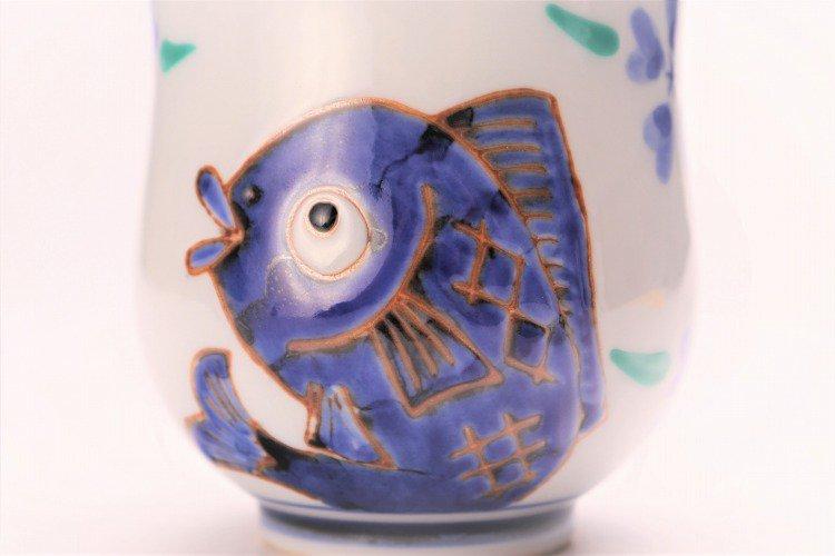 徳七窯 桜鯛 組湯呑 画像サブ5