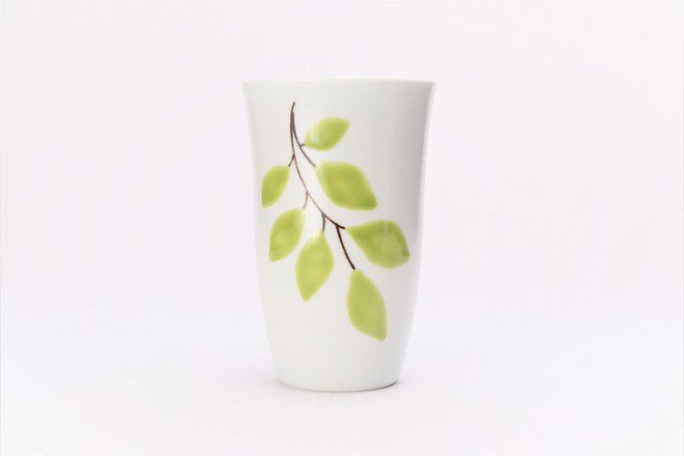 楽々シリーズ 木もれ日 ペアフリーカップ (化粧箱入り) 在庫7組 画像サブ2