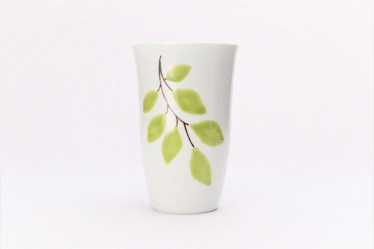 楽々シリーズ 木もれ日(緑) フリーカップ (化粧箱入り) 在庫8個 画像サブ1
