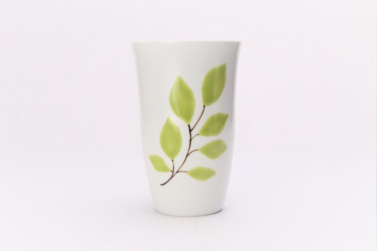楽々シリーズ 木もれ日(緑) フリーカップ (化粧箱入り) 在庫8個 画像サブ2
