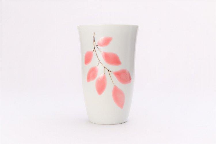 楽々シリーズ 木もれ日(ピンク) フリーカップ (化粧箱入り) 在庫7個 画像サブ1