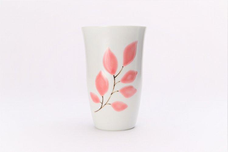 楽々シリーズ 木もれ日(ピンク) フリーカップ (化粧箱入り) 在庫7個 画像サブ2